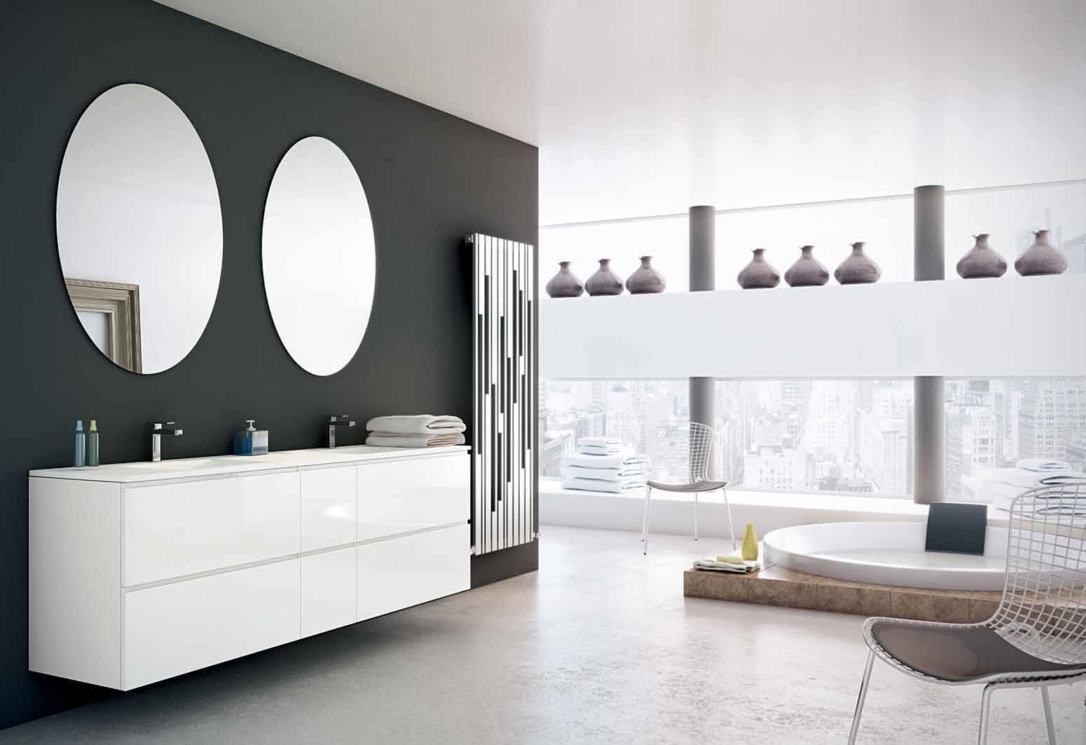 Muebles de ba o para cuartos de ba o elegantes y modernos calidad dise o - Muebles cuarto bano ...