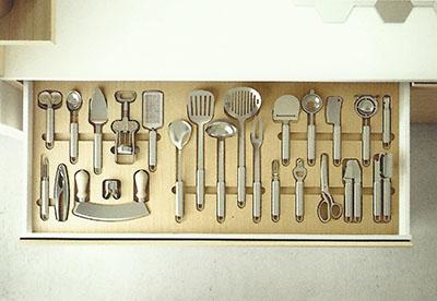 Accesorios porta utensilios muebles de cocina para for Utensilios y accesorios de cocina