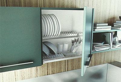 Accesorios escurreplatos inoxidable muebles de cocina - Escurreplatos para muebles de cocina ...