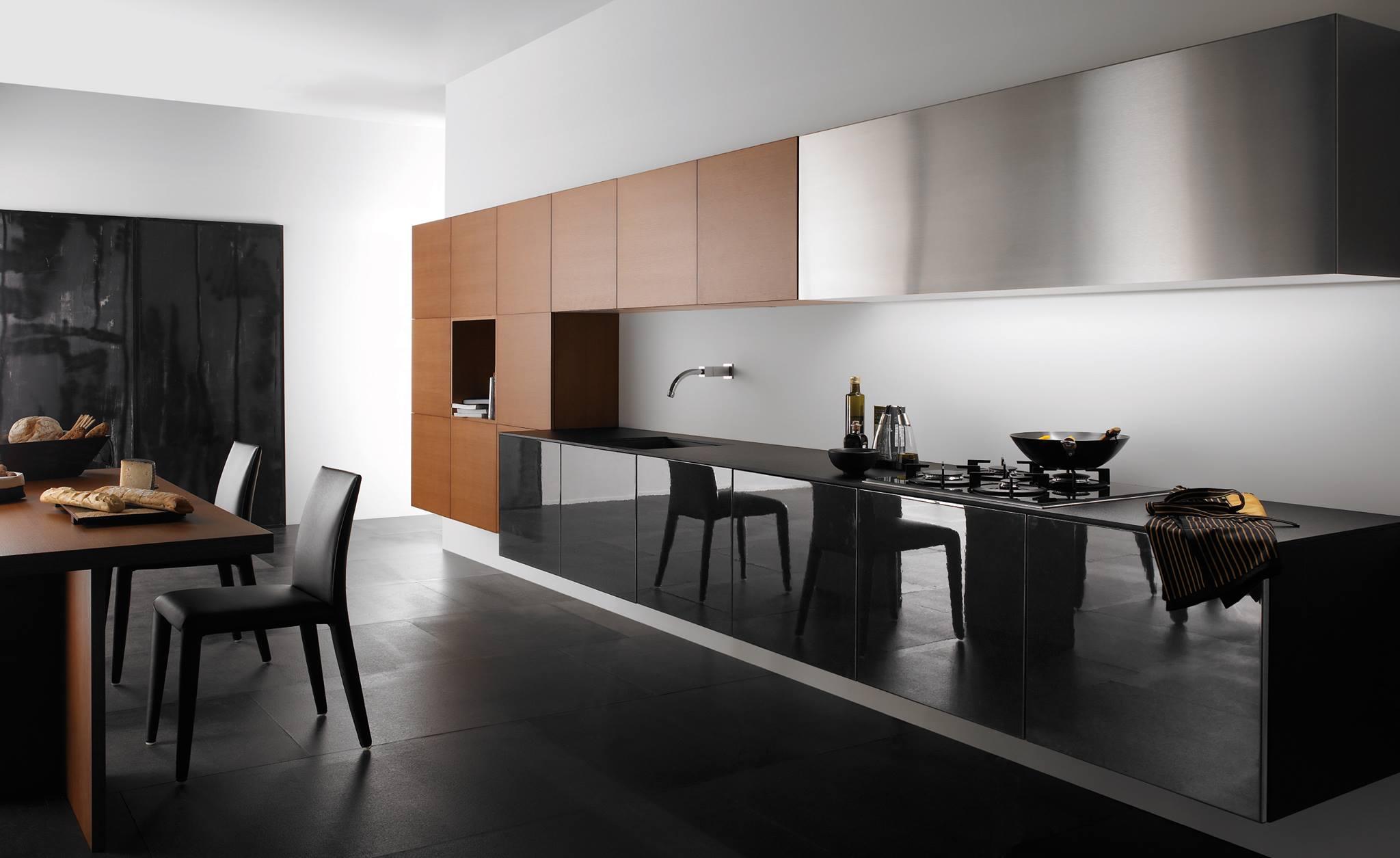 Cocinas modernas tendencias en dise o de cocinas 2016 for Interior cocinas modernas