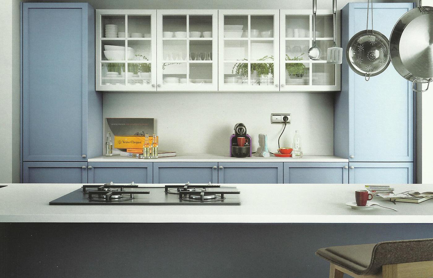 Cocinas clásicas y rústicas. Muebles de cocina de diseño clásico.