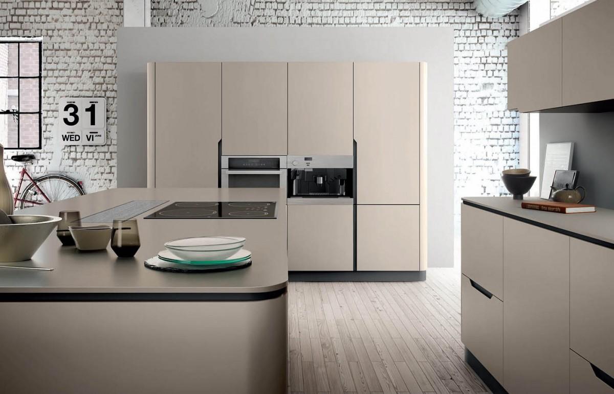 Cocinas modernas cocinas de dise o for Disenos de cocinas modernas 2015