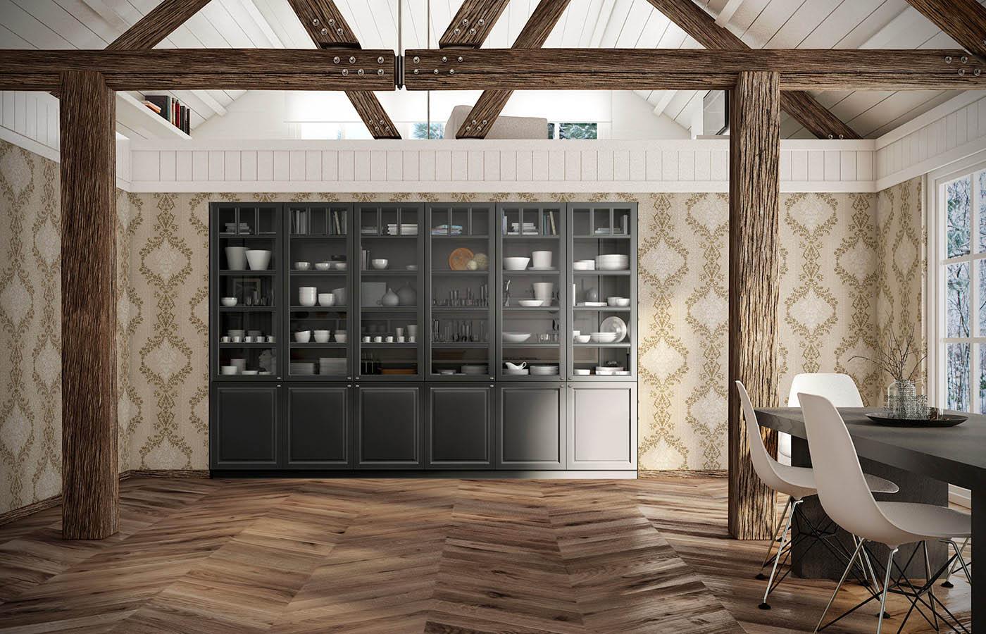 Cocinas clásicas y rústicas. Muebles de cocina de diseño ...