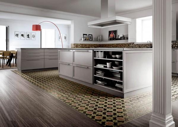 Cocinas con muebles de cocina modernos y de diseño.