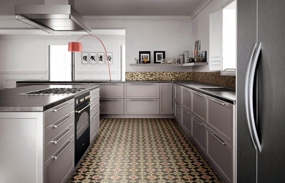 Cocinas rusticas muebles de cocina para cocinas rusticas - Cocinas camperas rusticas ...