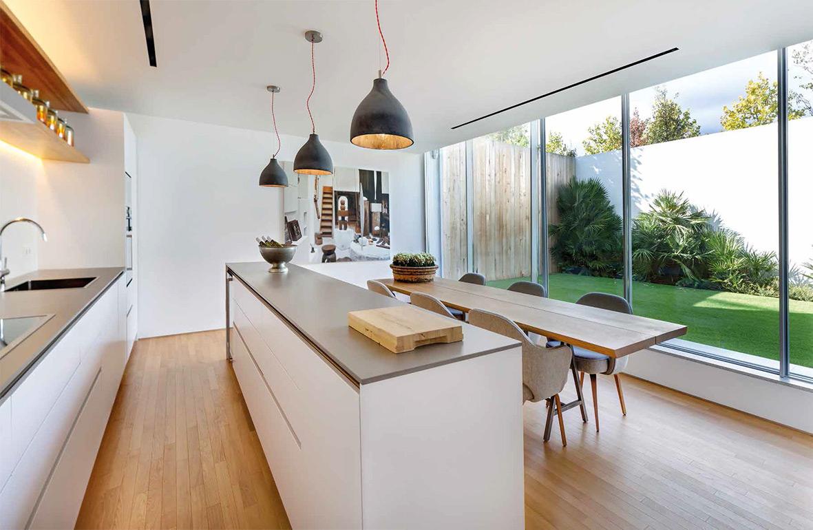 Cocinas modernas cocinas de dise o vanguardistas - Lo ultimo en cocinas modernas ...