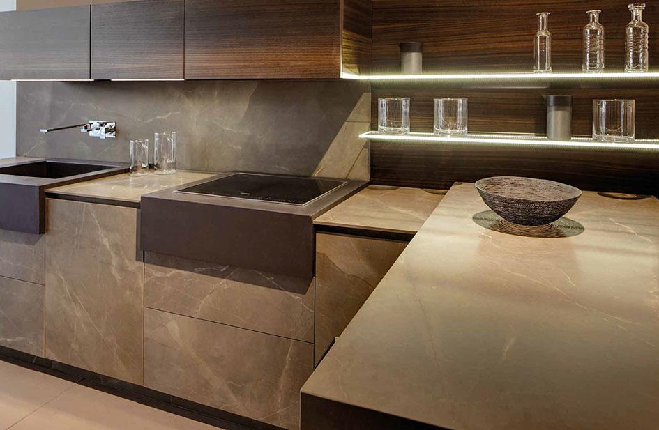 Encimera y mobiliario pulpis silk 6 12 mm muebles de - Encimeras modernas ...