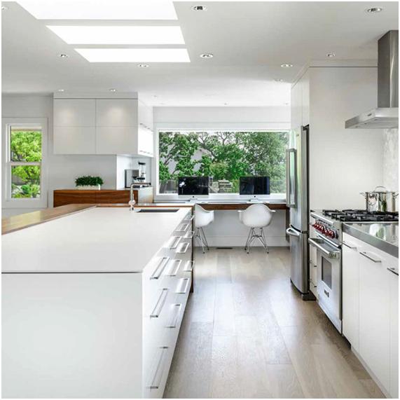 Cocinas modernas tendencias en dise o de cocinas 2016 for Cocinas grandes modernas
