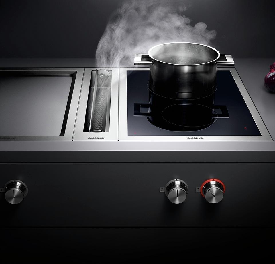 Extractor De Superficie Vario Serie 400 Muebles De Cocina Para  # Muebles De Cocina Gaggenau