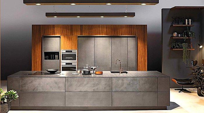 Cocinas modernas. Tendencias en diseño de cocinas 2017