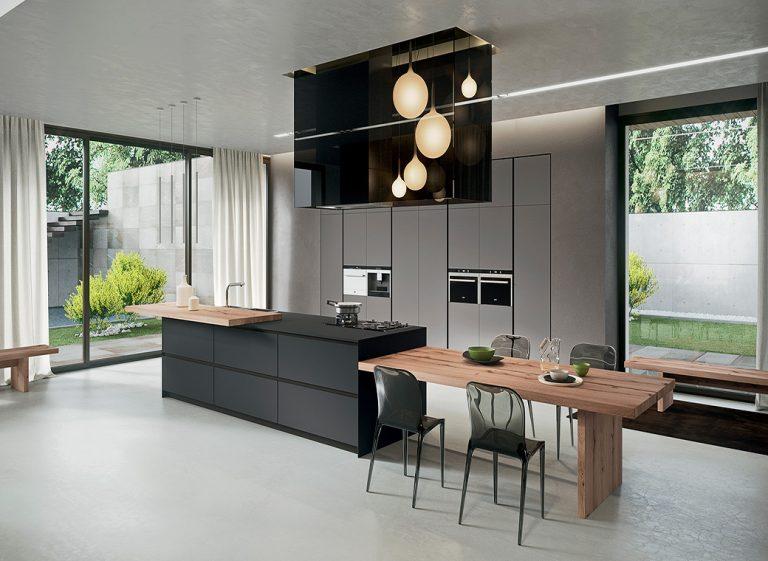 Cocinas modernas en el 2018. Tendencia en diseño de muebles ...