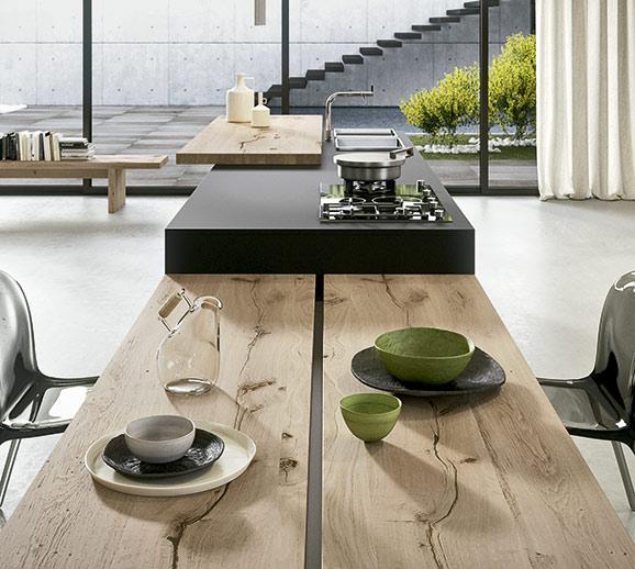 Diseños de cocina en Madrid