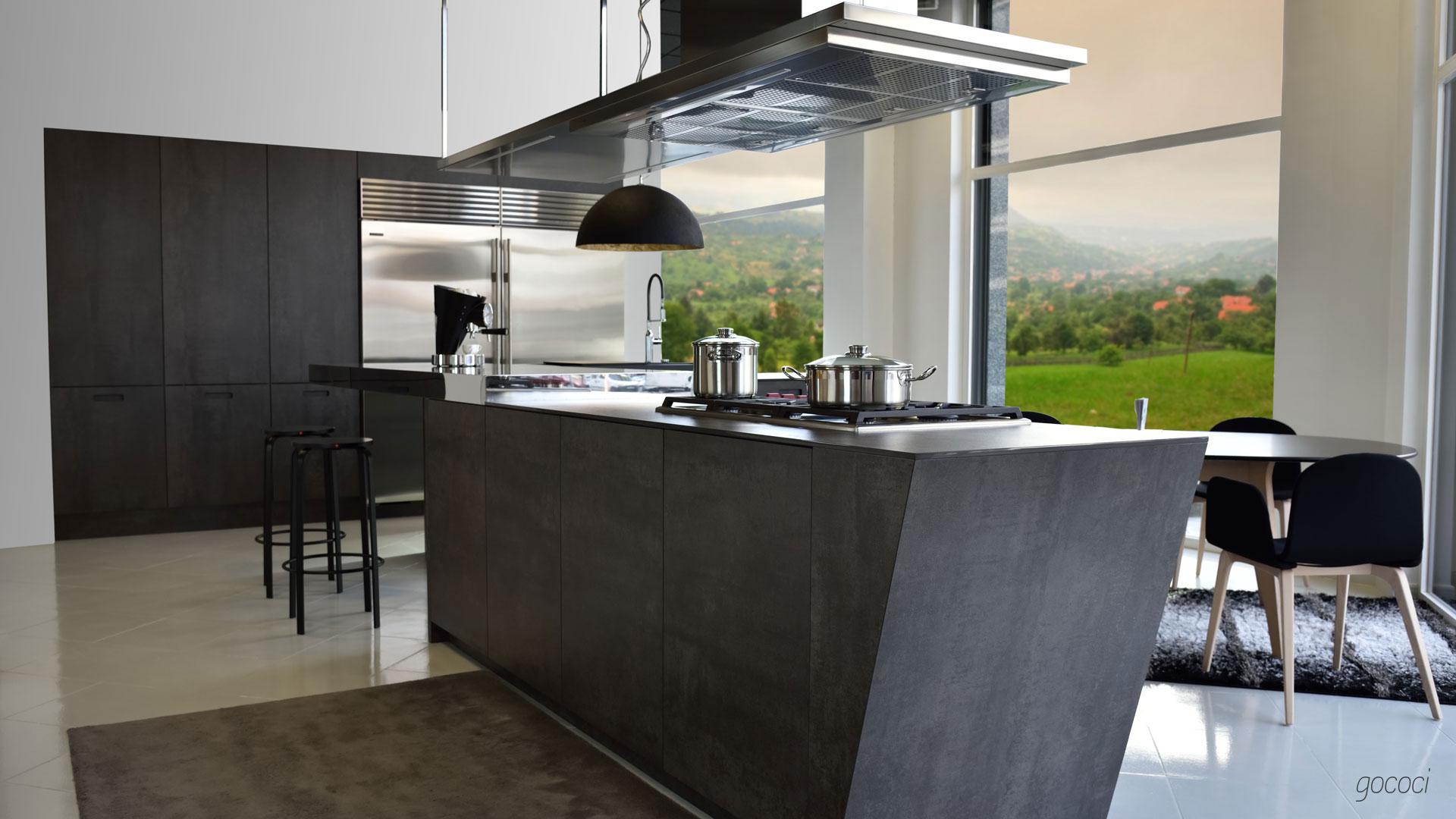 Diseño de cocinas 9100 Zhen
