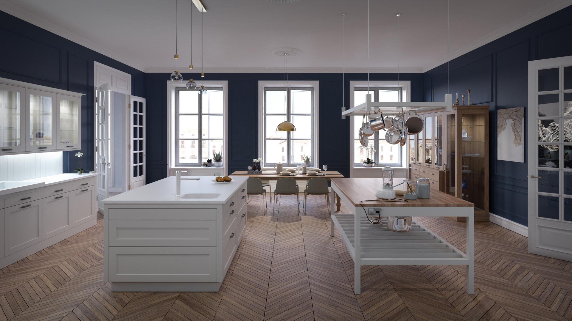 Diseño de cocinas 9512 Época SR
