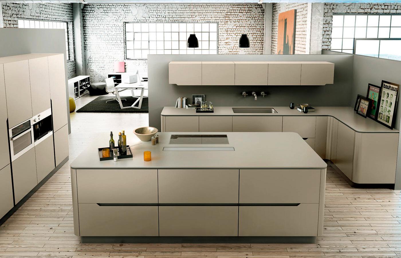 Dise o de cocinas en madrid tienda de cocinas en pozuelo - Fabrica cocinas madrid ...